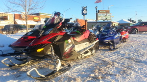 Snowmobile Capital of the World