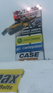 Eagle River World Championship Snowmobile Derby