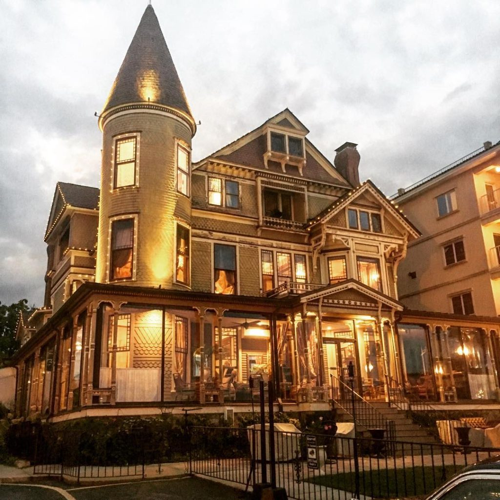 Baker House [Photo by @amandacupcake, Instagram]