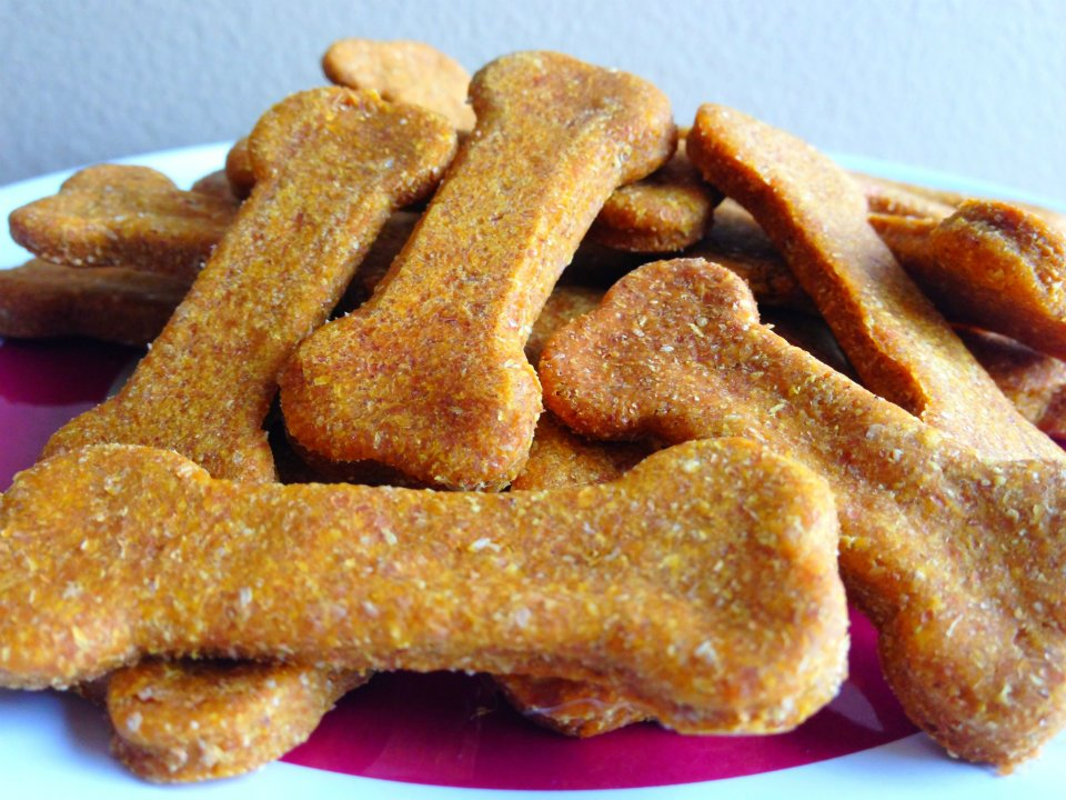 12. Alice's Natural Dog Treats