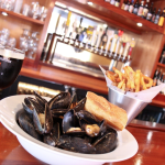 1. A popular Monroe Street eatery starring Moules Et Frites (Prince Edward Island Mussels in a Garlic, Chardonnay, Shallot & Butter Broth with Frites). Ahh, we heart you, Brasserie V.