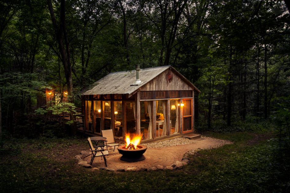 Cabins & More: 8 Amazing Places to Stay in Wisconsin