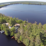 Catch a muskie on the world's largest chain of freshwater lakes in Vilas County