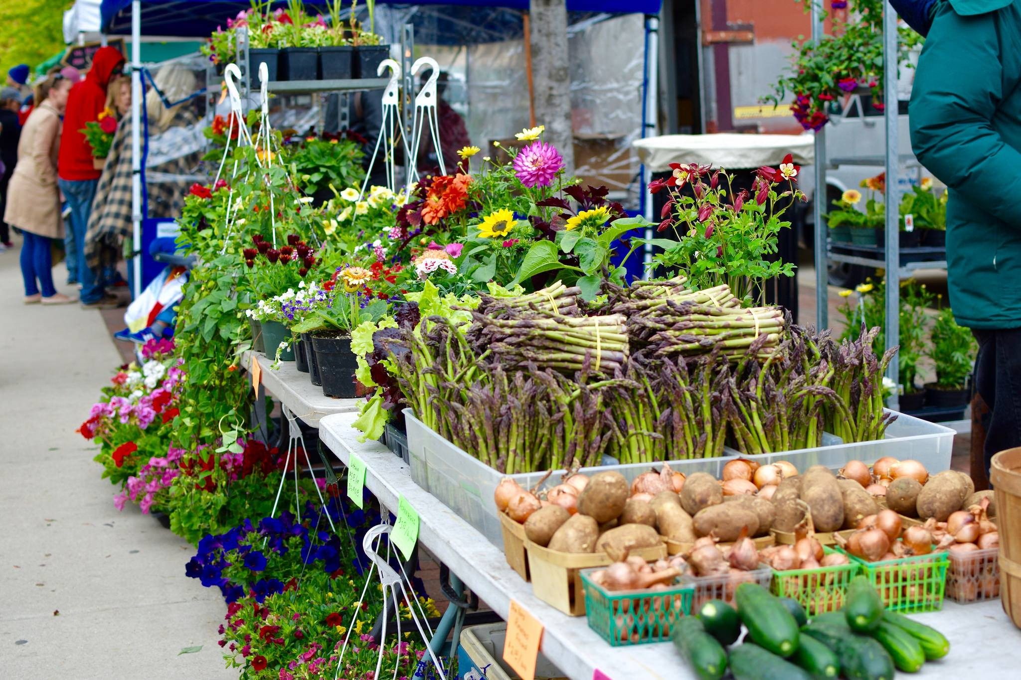 10 Vendors to Look for at Wisconsin Farmers' Markets