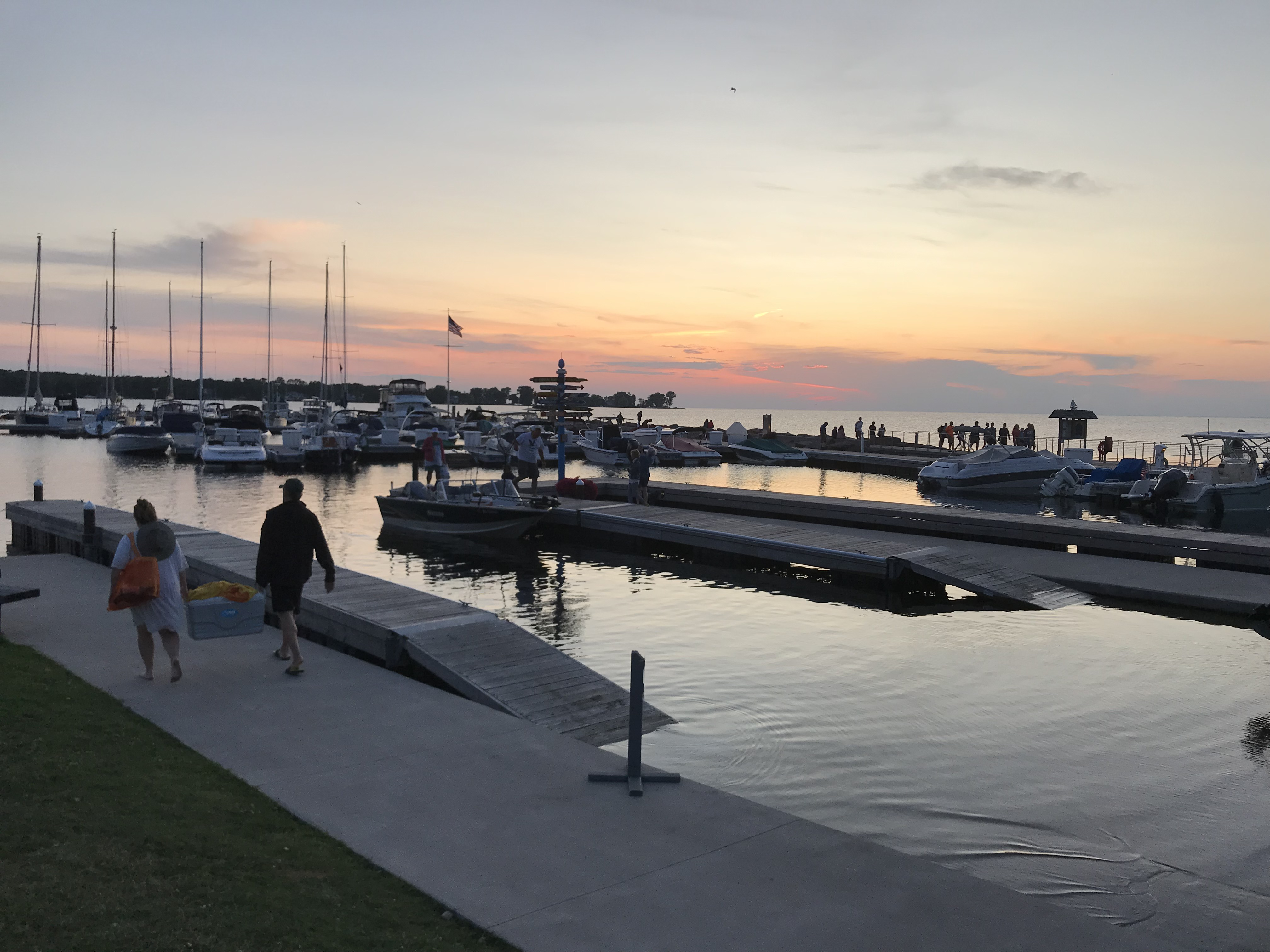 Bayside in Door County: Sturgeon Bay and Egg Harbor