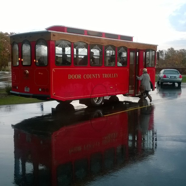 DoorCountyTrolley