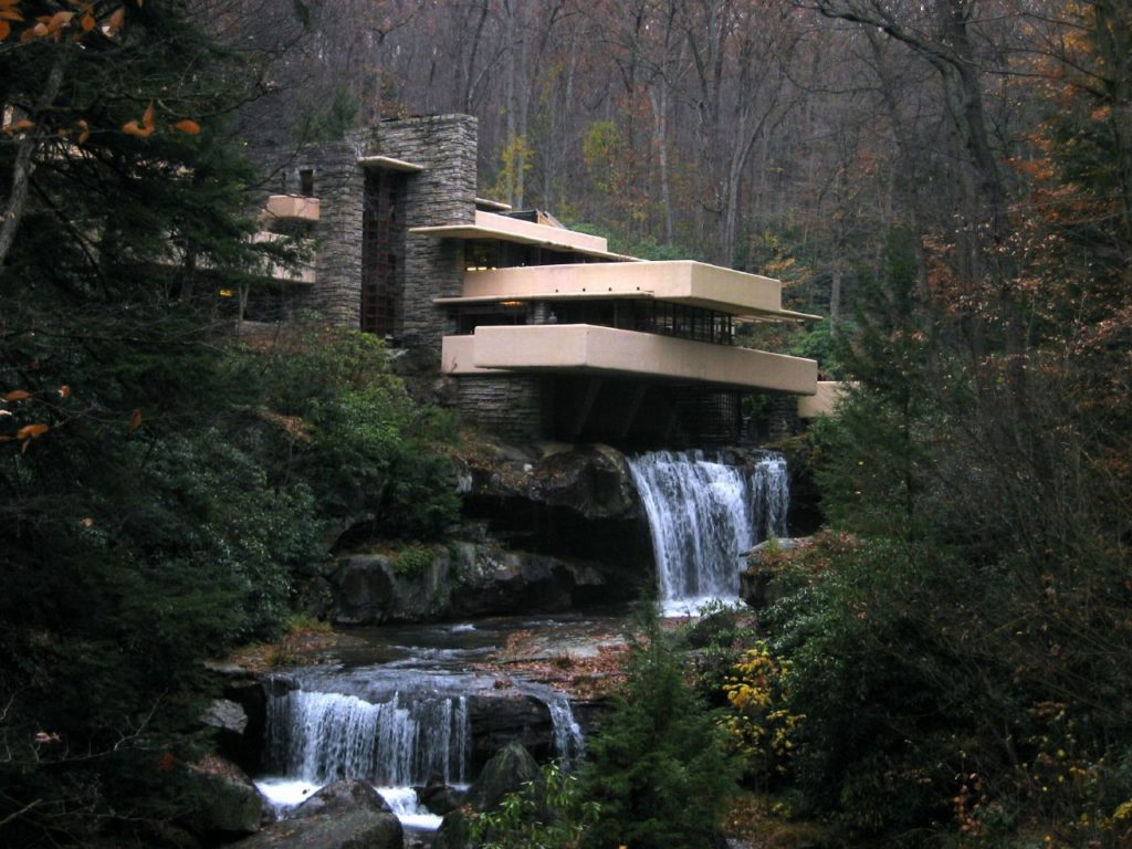 Falling Water, Pennsylvania |Phil Romans