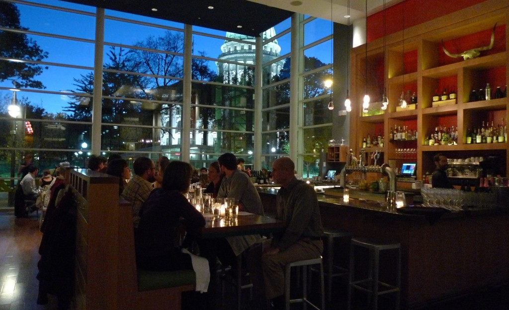 2. Graze - The casual companion to Chef Tory Miller's L'Etoile restaurant, Graze serves a range of comfort foods made from local, sustainable ingredients found right in Madison. Oh we bet you'll love your view of the State Capitol almost as much as the meal in front of you.