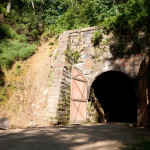 Hop on a bike and ride along the Elroy-Sparta Trail