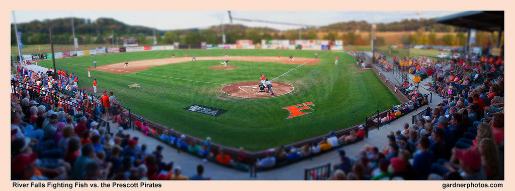 First National Bank of River Falls Field [Photo courtesy of Gardner Photos]