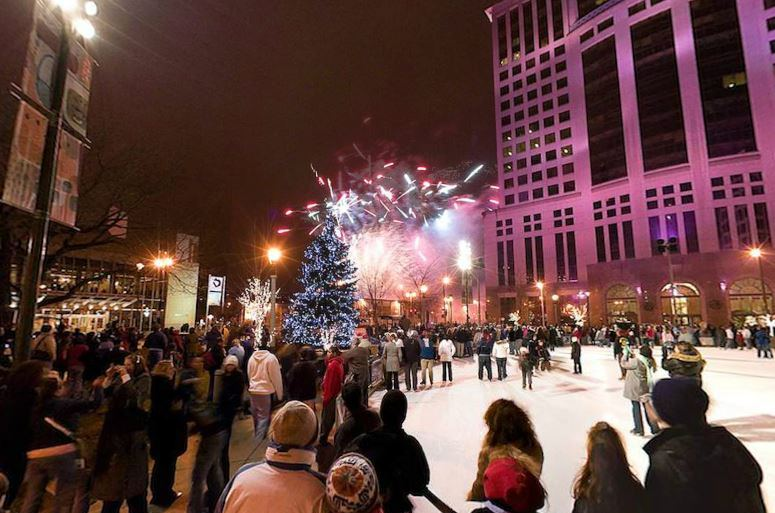 A Countdown to Celebrating New Year's in Wisconsin