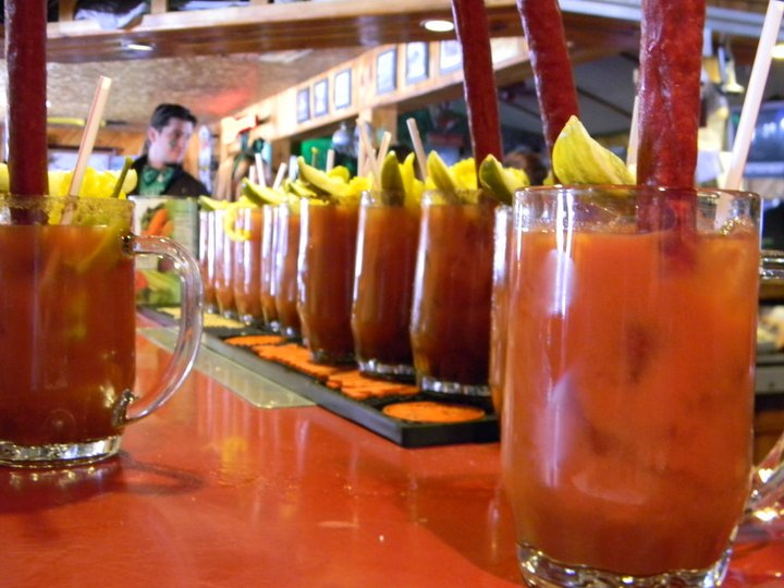 8 of the Best Bloody Marys in Wisconsin