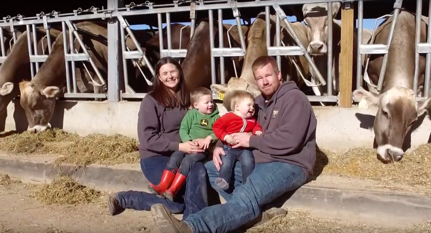 "Wisconsin Dairy Farm Family on how they overcame ""Disaster After Disaster"""