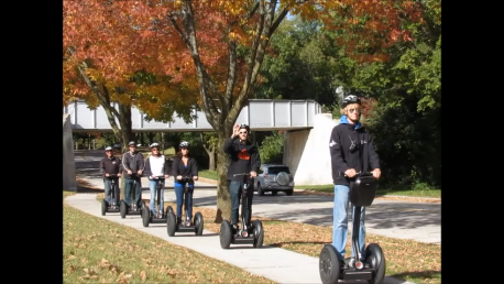 Photo courtesy of Sheboygan Segway Tours
