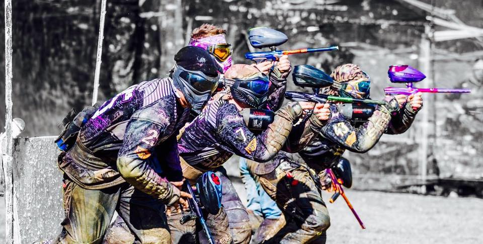 Photo courtesy of The Siege Paintball