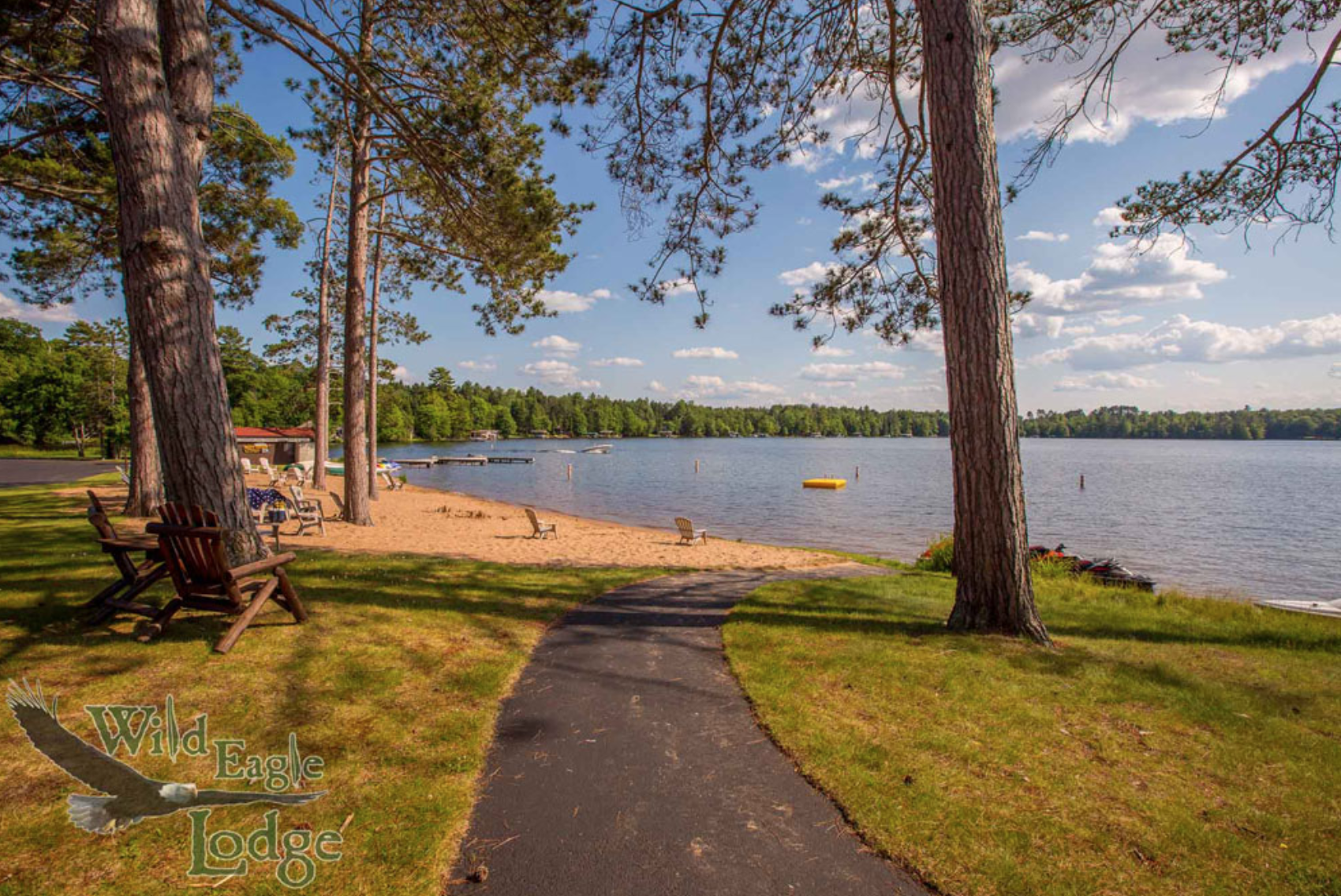 Enjoy the Serenity of the Northwoods at Wild Eagle Lodge