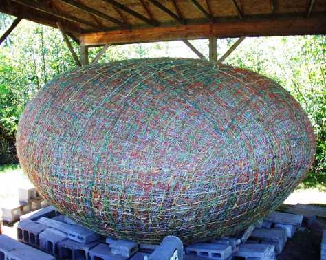 World's Heaviest Ball of Twine