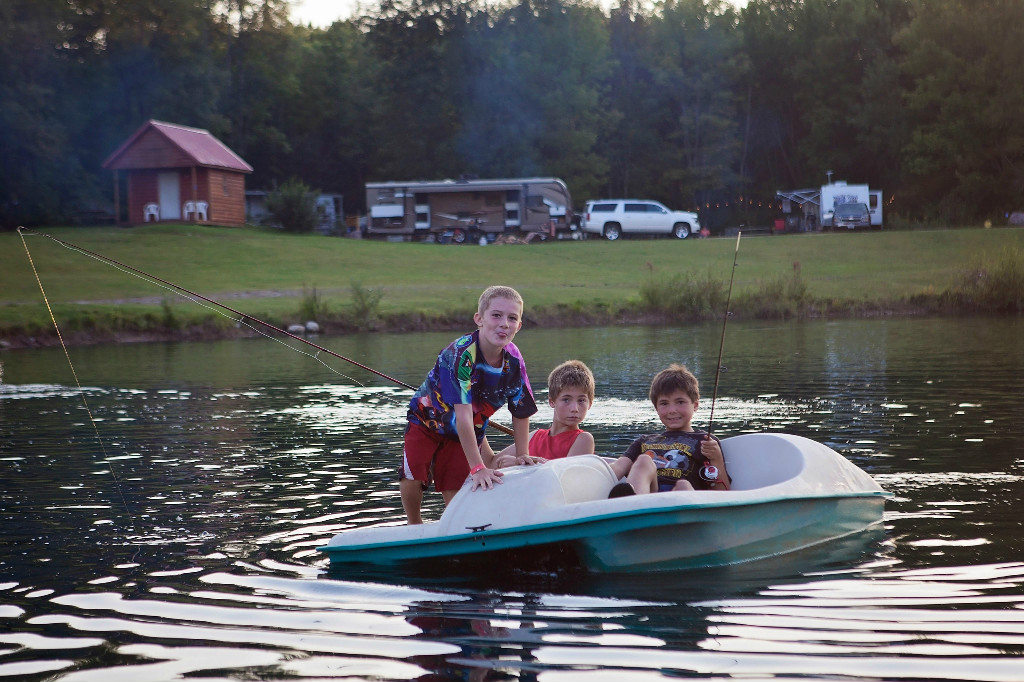 6 Wisconsin Campgrounds to Discover