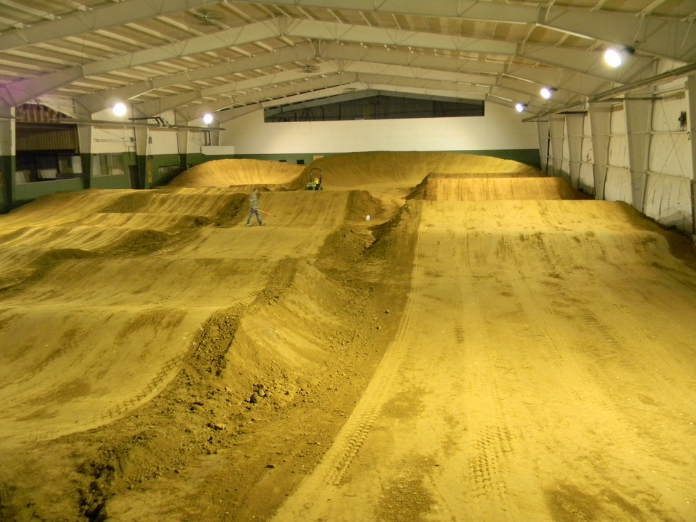 There's a track for every skill level at Toad's Cove in La Crosse. With courses available for practice and racing events, you can be a spectator and join in on the fun if you want. They even have a new indoor course so you can feel the thrill all year round.