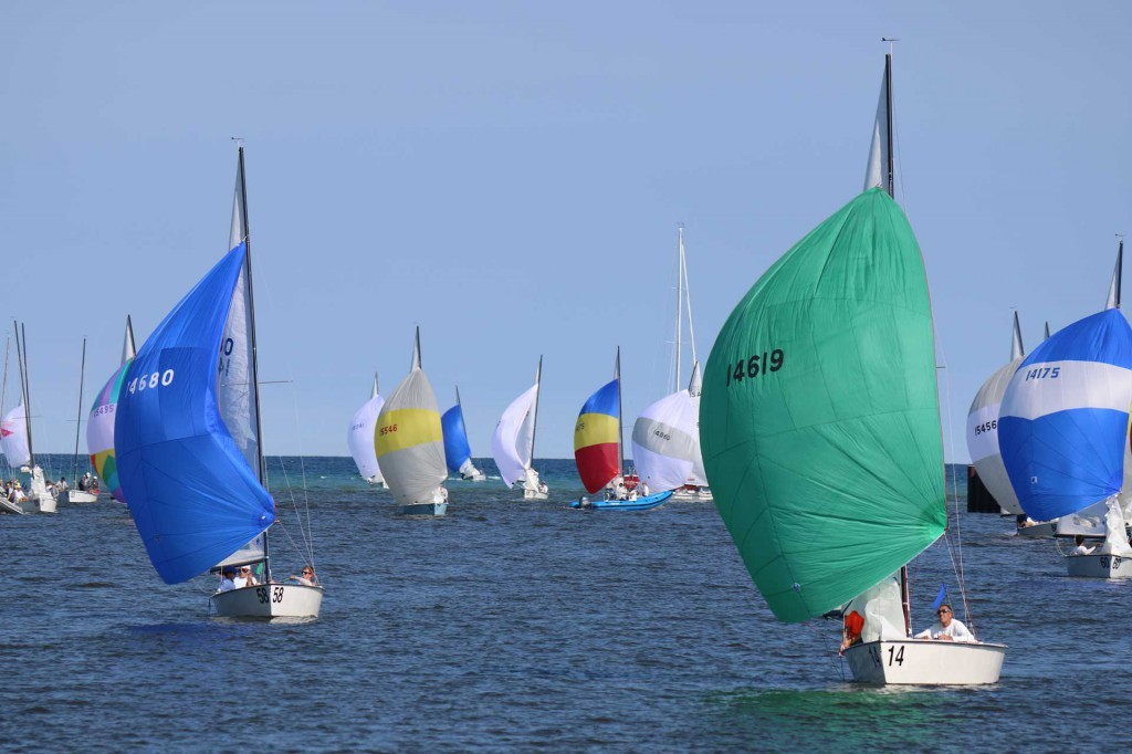 As one of only five U.S. Sailing Centers, Sheboygan welcomes sailors from all over the world to take on Lake Michigan.