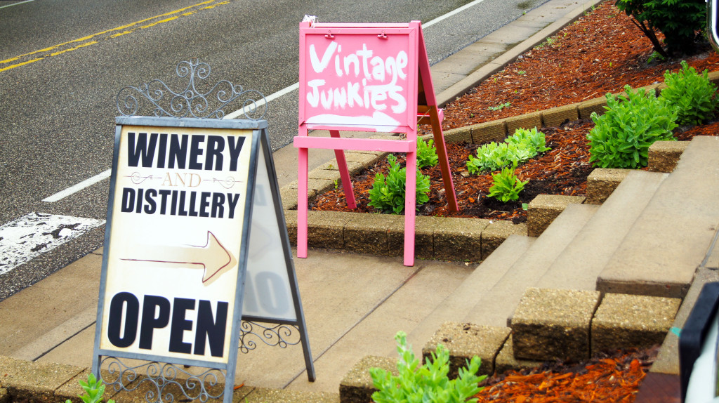 Infinity Beverages Winery & Distillery in Eau Claire opened in 2010. [Photo by Ty Randerson]
