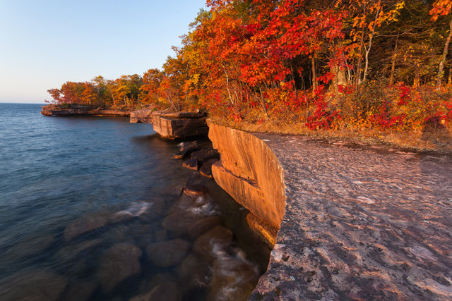 Apostle Islands | Photo by Madeline Island School of the Arts